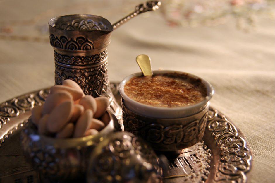Osmanlı Kahvesinin Tarihi