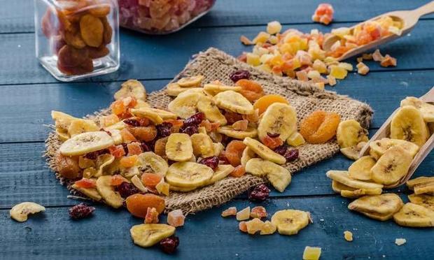 Kuru Meyvelerde Gluten